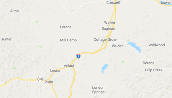 MOTORCYCLE PASSENGER DIES IN CRASH ON HWY 395 NEAR LAKEVIEW