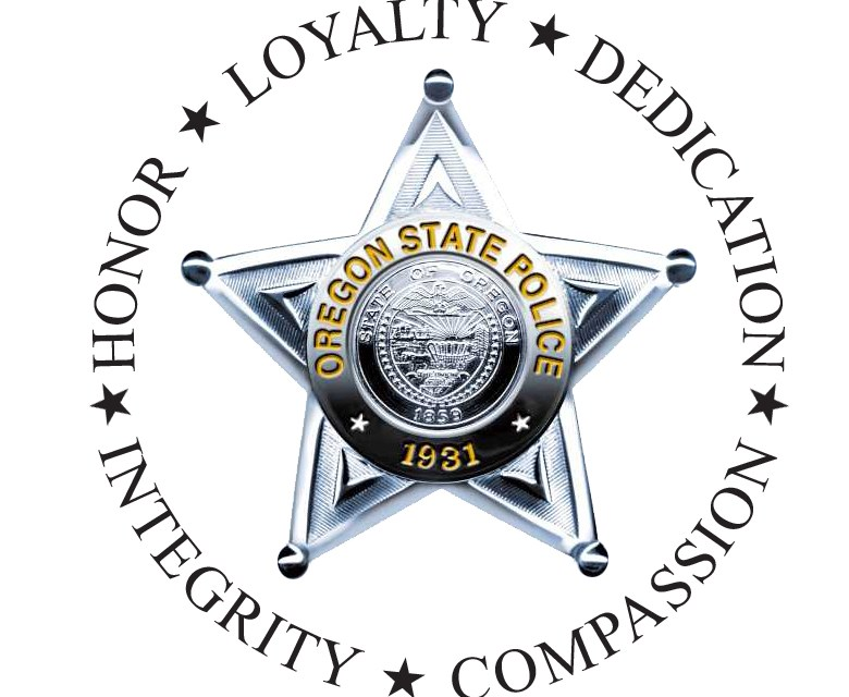 OREGON STATE POLICE RESPONDS TO FALSE ACCUSATION OF TROOPER DISPLAYING WHITE POWER SYMBOL — LINK TO BODY CAMERA INCLUDED