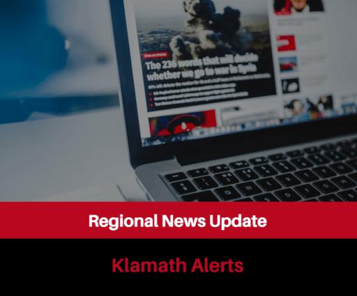 Klamath Alerts News