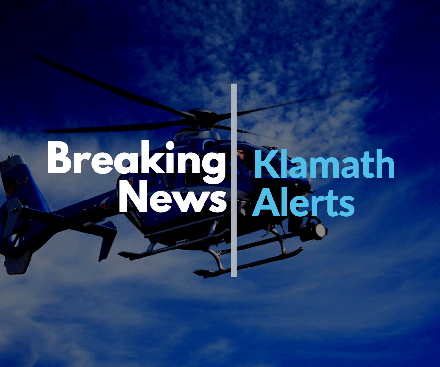 Report of plane crash launches air and ground search yesterday in Klamath County.
