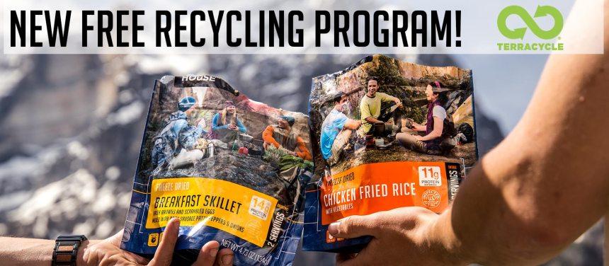 Mountain House Recycle Program