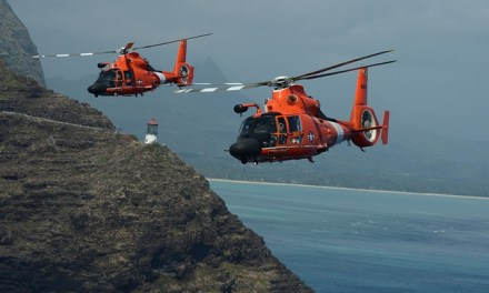 Coast Guard medevacs injured fisherman 10 miles off Oregon coast in 13 foot seas (Newport)