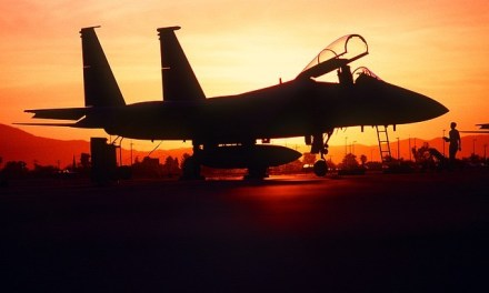 F-15 Night Flight Operations Planned Next Week.