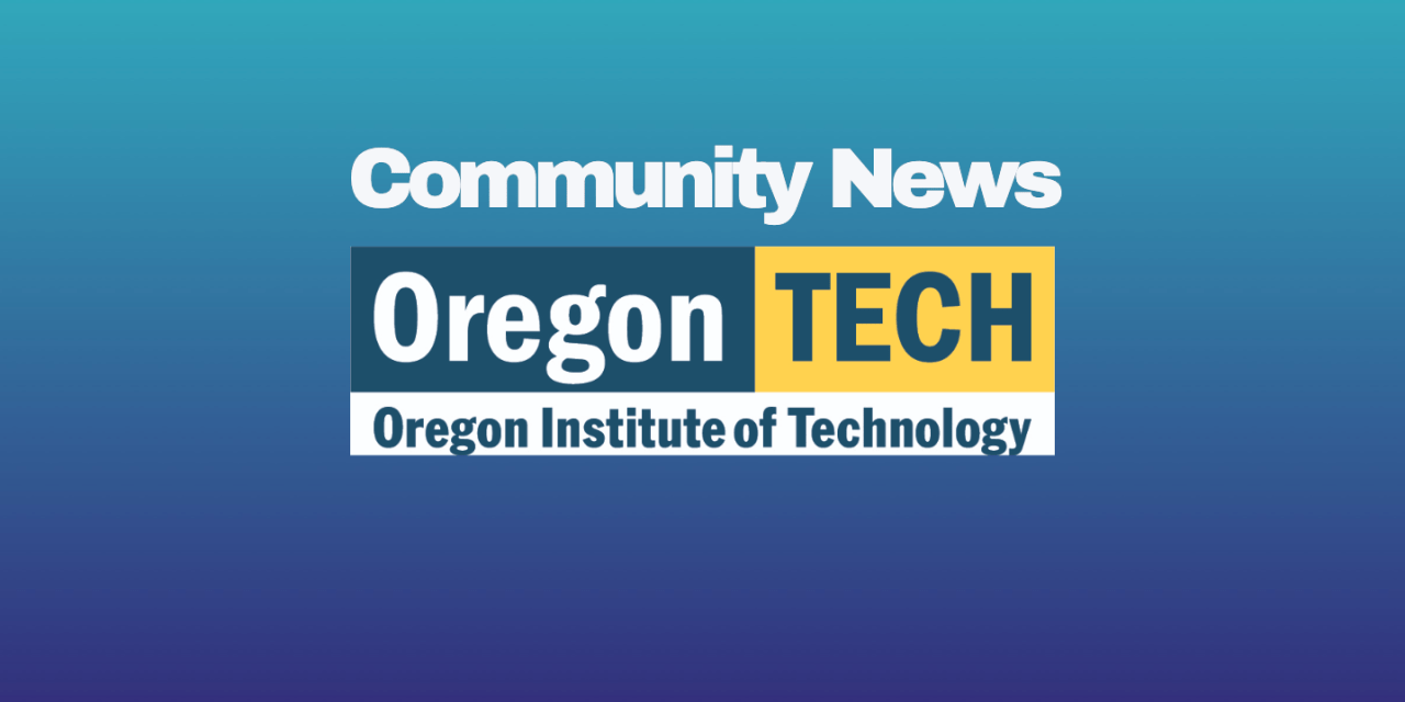 Two Oregon Tech Engineering Students Receive Scholarships to Attend World's Largest Gathering of Women in Technology