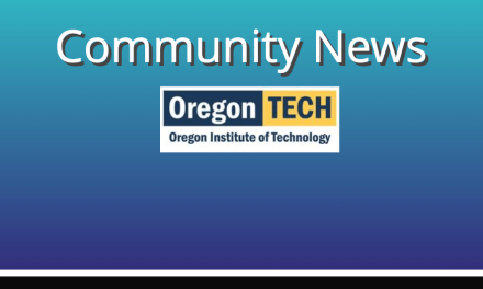Dr. Dan Peterson Appointed Oregon Tech's Dean of the College of Health, Arts and Sciences