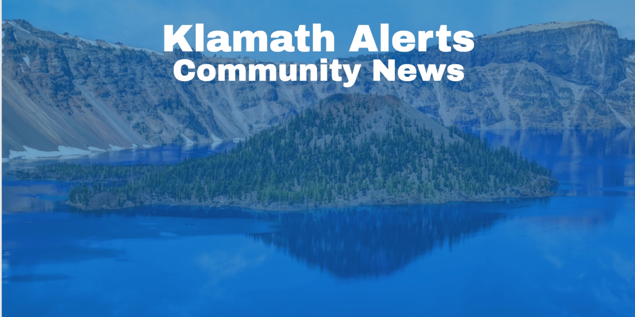 Klamath County Justice Court Announces Postponement Policy, March 16, 2020
