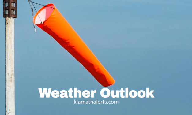 Weather Outlook: Windy today as front passes over area – followed by return to warm days and cold nights