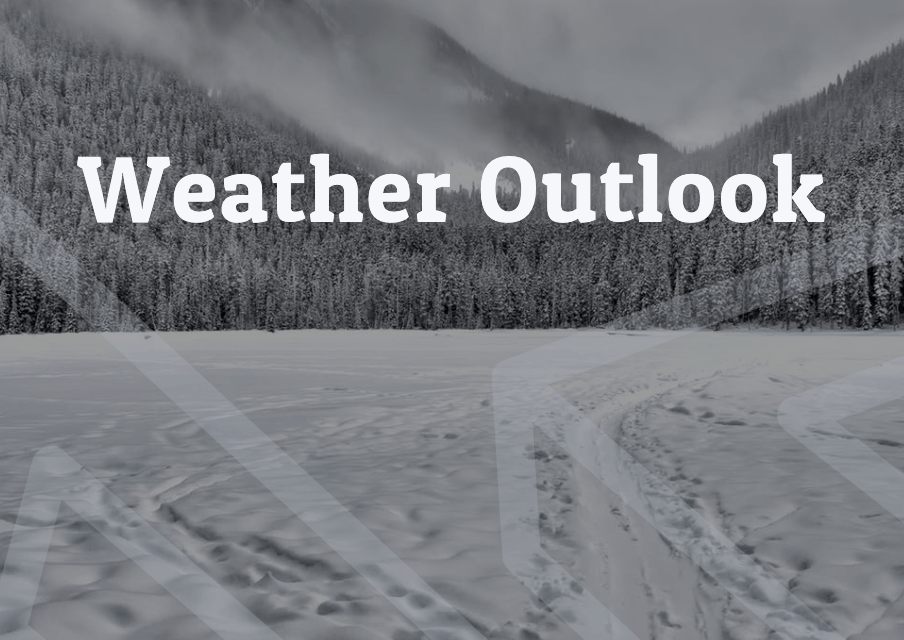 Weather Outlook: Winter Weather This Weekend and 2-3 inches of snow expected for Klamath Falls