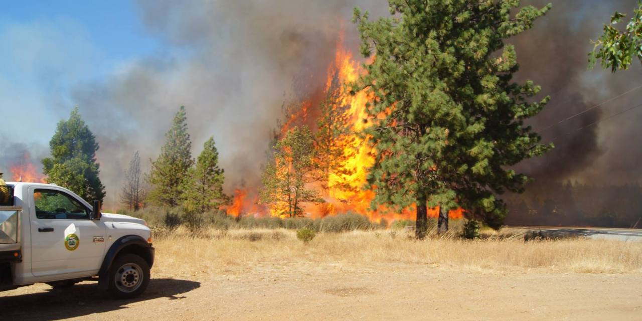 Warm weekend weather raises concerns for local fire officials
