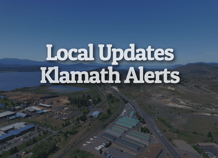 Klamath County reports 1 new Covid-19 case and 33 total recoveries