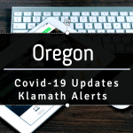 OREGON REPORTS 263 NEW CONFIRMED AND PRESUMPTIVE COVID-19 CASES, 1 NEW DEATH