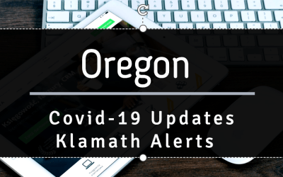 OREGON REPORTS 181 NEW CONFIRMED AND PRESUMPTIVE COVID-19 CASES 3 NEW DEATHS