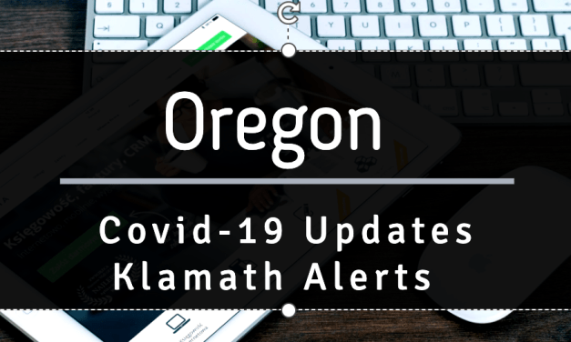 OREGON REPORTS 1,189 NEW CONFIRMED AND PRESUMPTIVE COVID-19 CASES, 20 NEW DEATHS