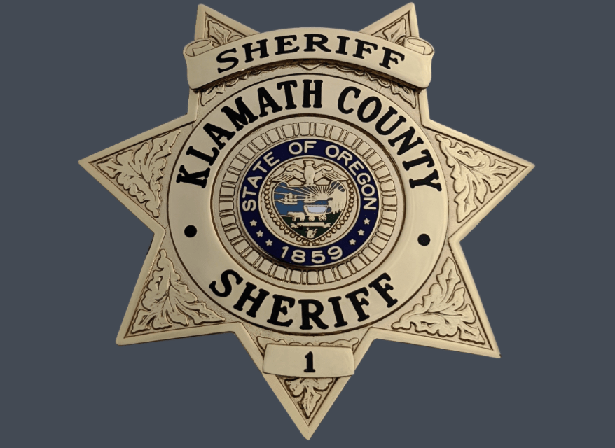 Klamath County Sheriff swears in 6 new reserve deputies