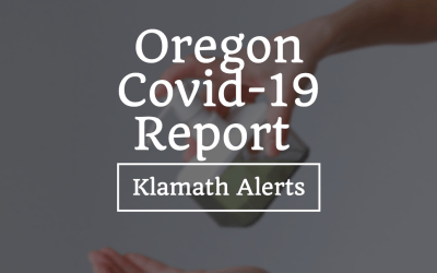 Oregon reports 281 new confirmed and presumptive COVID-19 cases, 1 new death