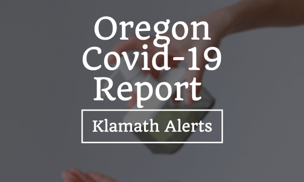 OREGON REPORTS 528 NEW CONFIRMED AND PRESUMPTIVE COVID-19 CASES, 8 NEW DEATHS
