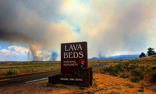 Lava Beds National Monument to Reopen some Facilities after Caldwell Fire