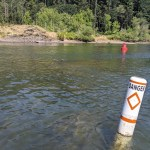 LOW WATER MEANS HIGH VIGILANCE NEEDED FOR BOATERS