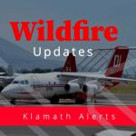 Klamath County Fire Update (Beatty Area)