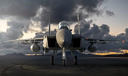AIR FORCE ANNOUNCES OREGON AIR NATIONAL GUARD LOCATIONS AT PORTLAND AND KLAMATH FALLS FOR NEW F-15EX