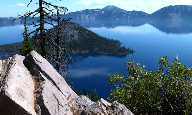 Crater Lake National Park Issues Level 1 Evacuation Notice