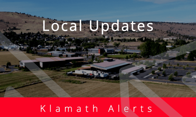 Recreational use advisory issued for Moore Park and the surrounding area on Upper Klamath Lake Sept. 16