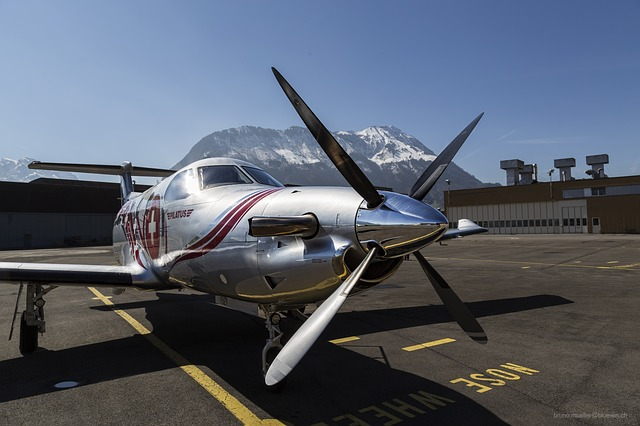 Klamath Falls airport weighs airline like single engine turbo prop service to Portland