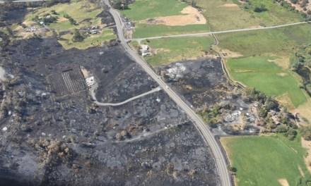OREGON CIVIL AIR PATROL JOINS WILD FIRE EFFORTS
