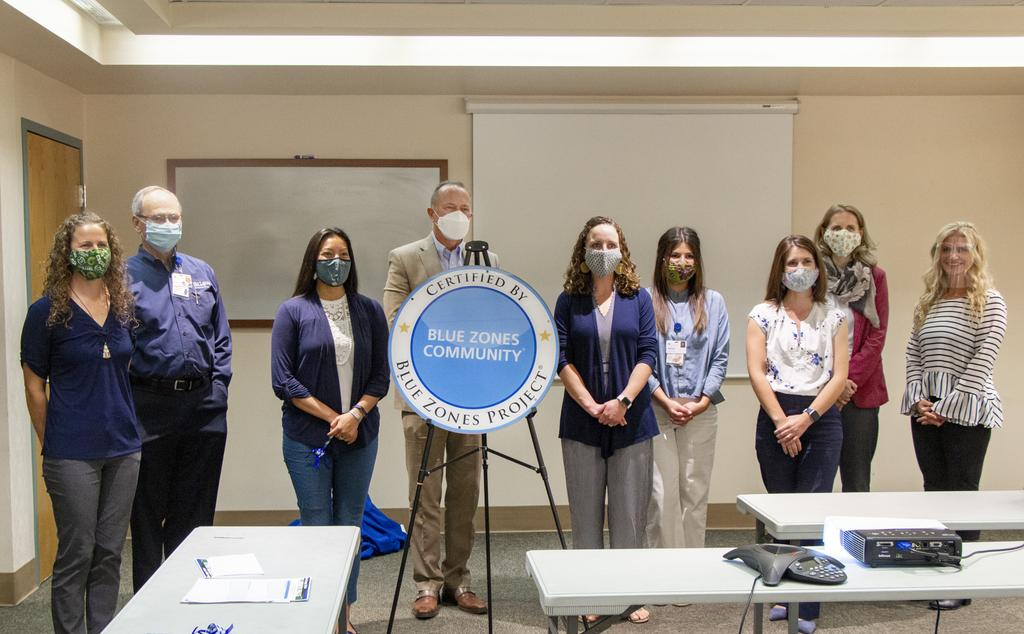 KLAMATH FALLS, OREGON BECOMES FIRST CERTIFIED BLUE ZONES COMMUNITY IN PACIFIC NORTHWEST