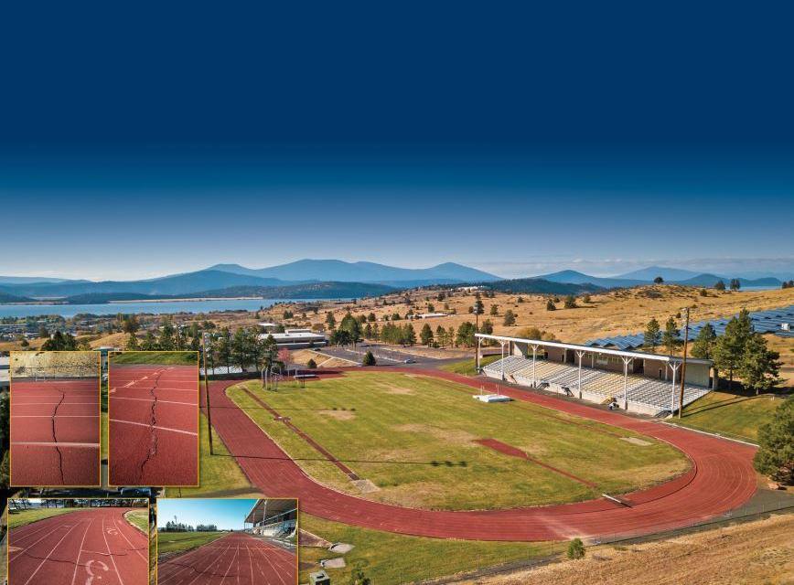 Oregon Tech Announces $2.5 Million Track and Field Renovation