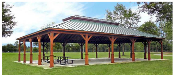 ELLA REDKEY POOL SEEKS FUNDING FOR OUTDOOR PAVILION
