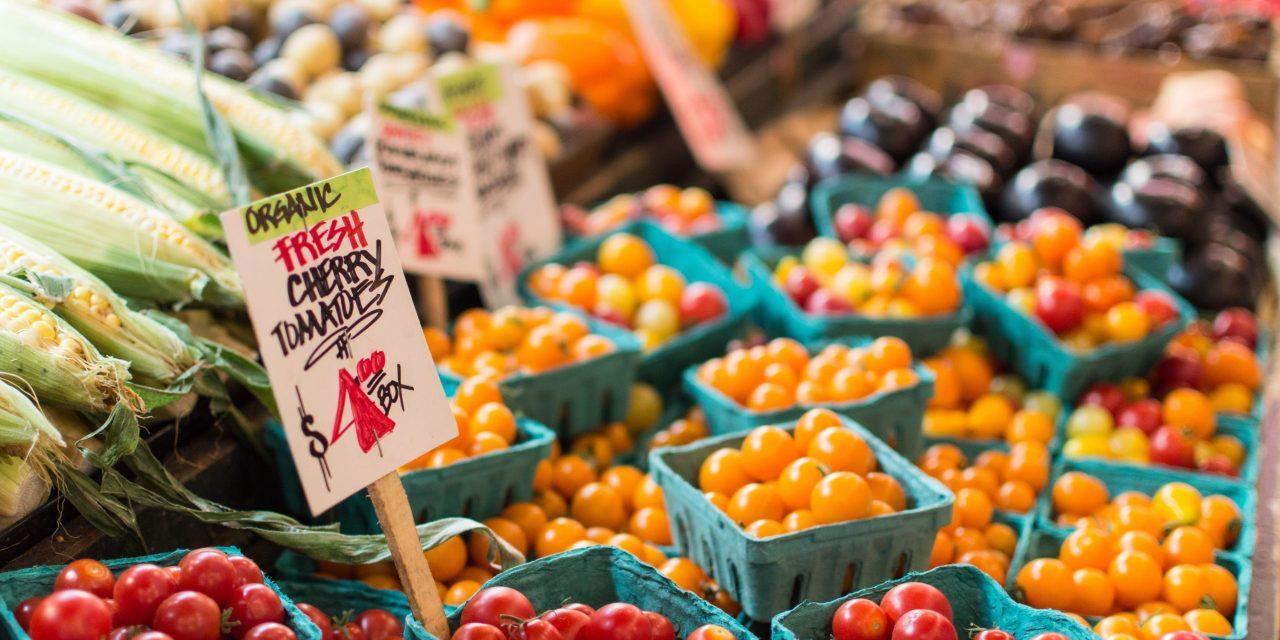 FARMERS MARKET Begins this Saturday!