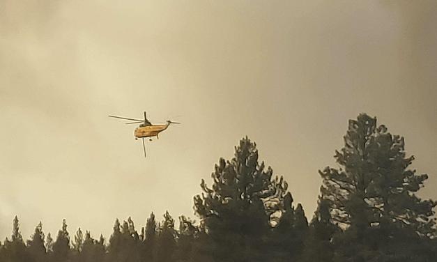 Evening Wildfire Update – Klamath County