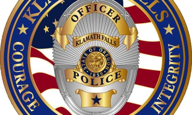 "Klamath Falls Police department make arrest from July ""sex crime against a minor"" investigation"