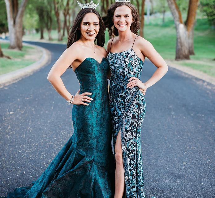 Kidney-related diseases launch two students' awareness campaigns that will take them to the Miss Oregon competition