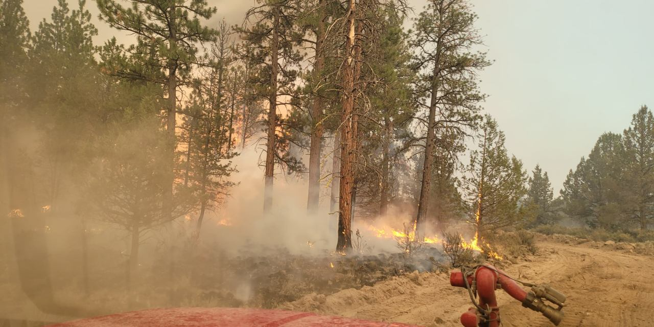 Bootleg Fire update Saturday, July 10, 2021 – 12:00 PM