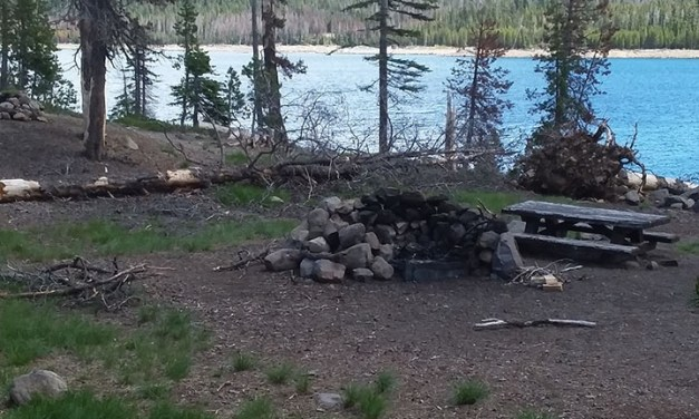 Fourmile Campground closed for the 2021 Season
