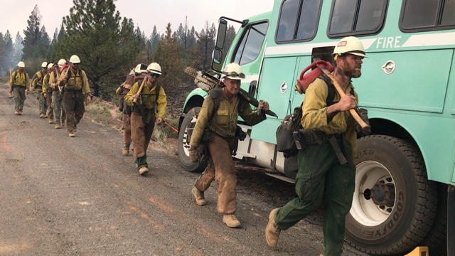 Bootleg fire reaches 394,407 Acres with 32% containment – Update for July 21