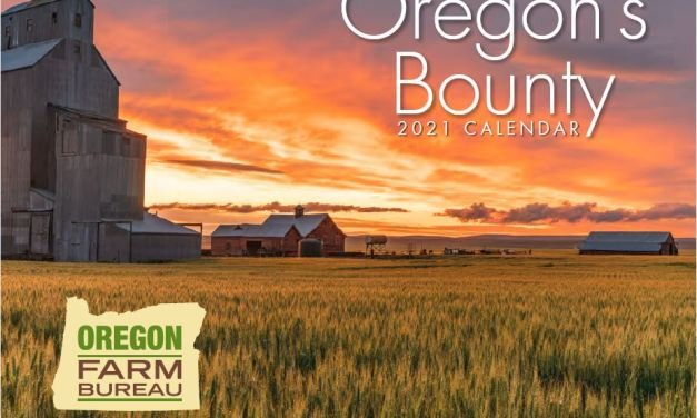 Farm Bureau Calendar seeks pics of Oregon agriculture through 9/15