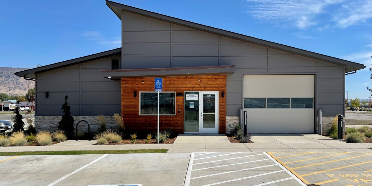 Behavioral Health and Sobering Center Opens on Foster Avenue
