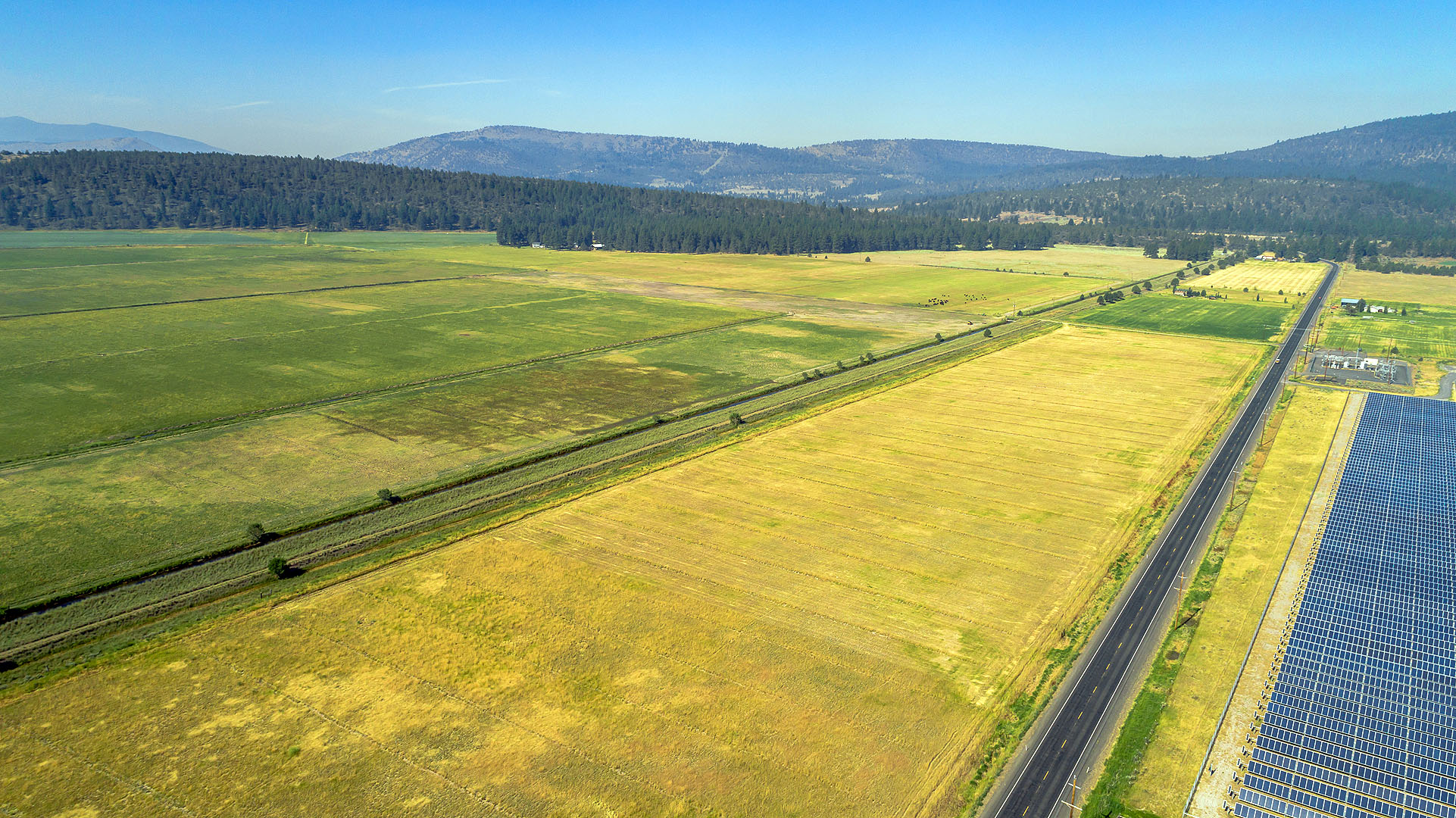 Flat Pine Ranch in Klamath County