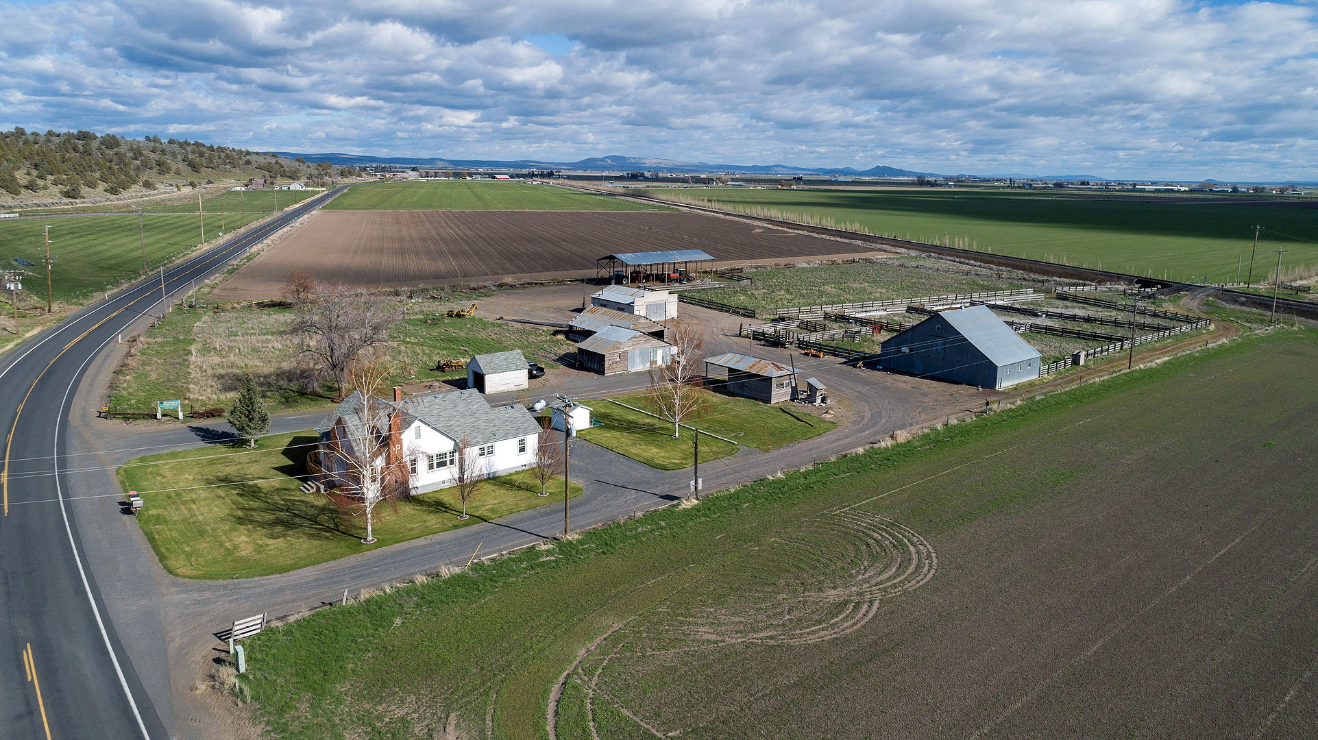 Merrill Farm Land For Sale Klamath Farm And Ranch