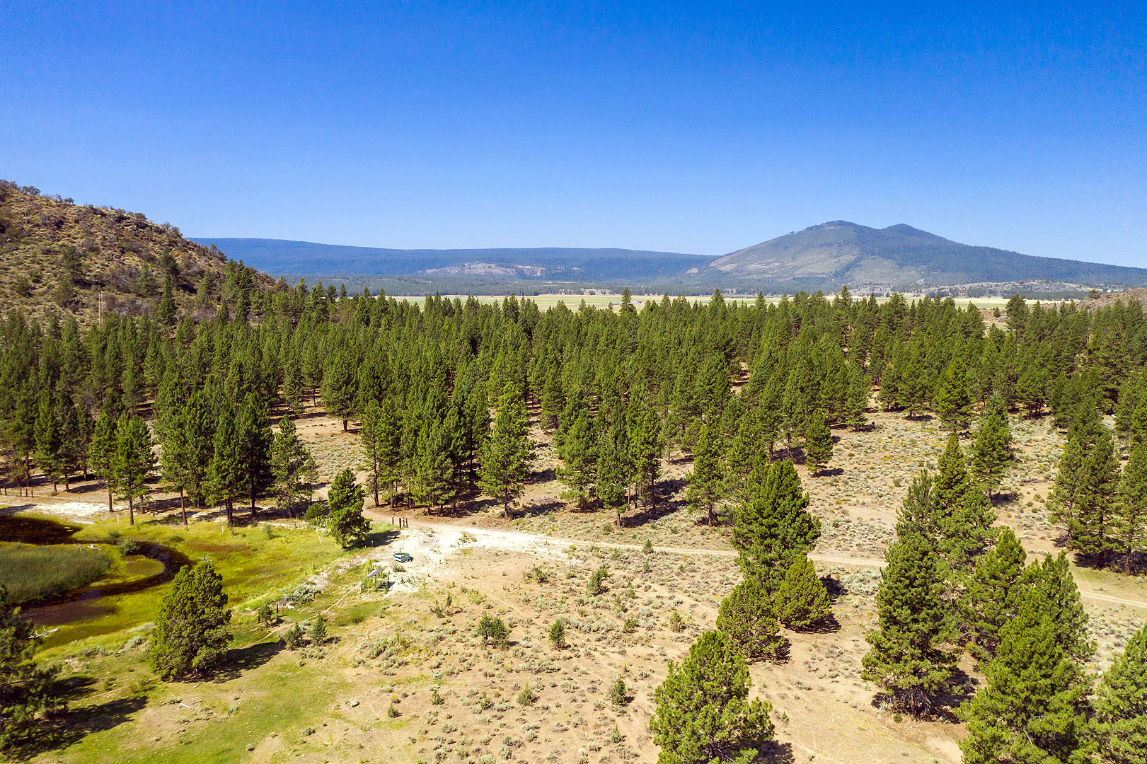 400 Acres in Klamath County for Sale