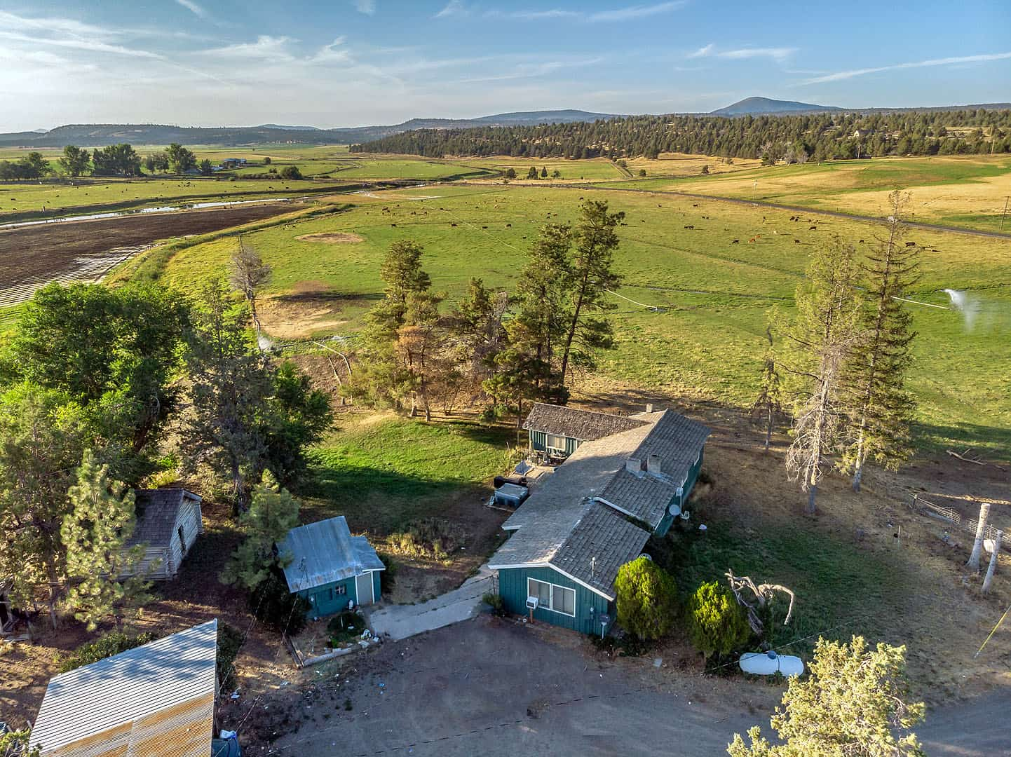 Bonanza Property in Oregon