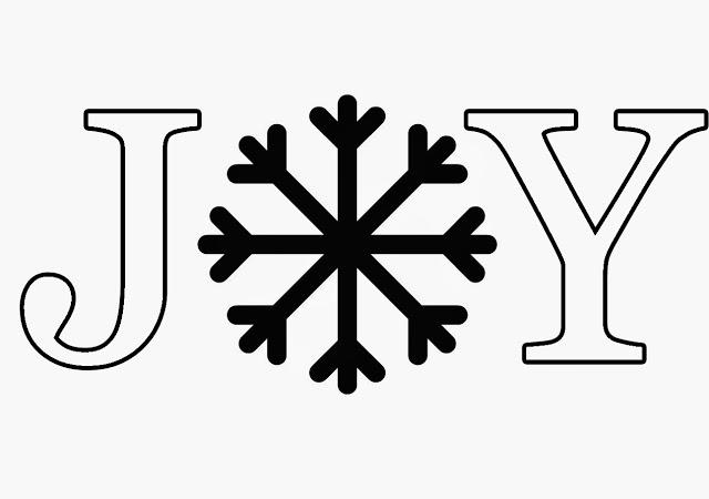 zrób to sam - dekoracje świąteczne - joy