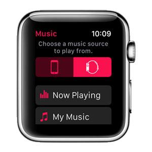 Musiksteuerung per Smartwatch in Ihrem Haus