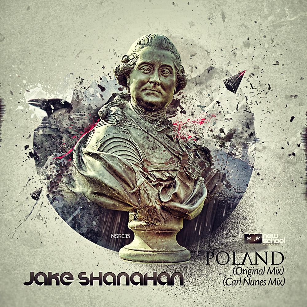 Jake Shanahan - Poland Album Cover