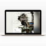 colosseum web design branding identity