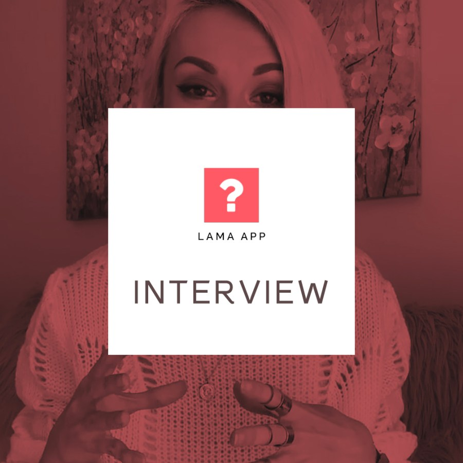 Lama App Interview feature KLANGWELT