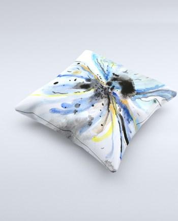 Forgotten City Square Velveteen Pillow Case Klangwelt